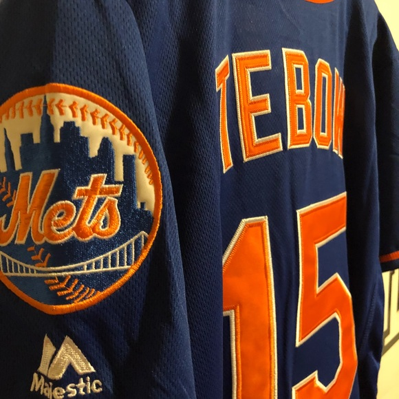 brand new 37ae5 2fbc7 Tim Tebow New York Mets jersey